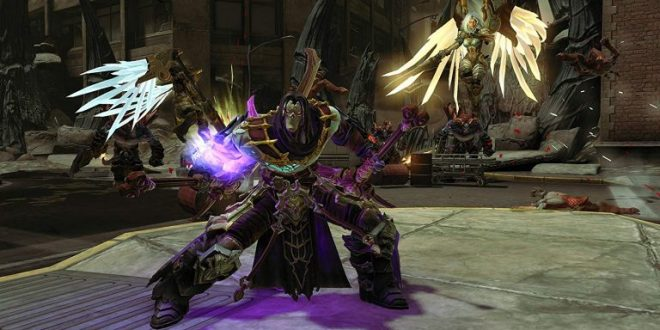Darksiders II Deathinitive Edition Juga Tuju Nintendo Switch