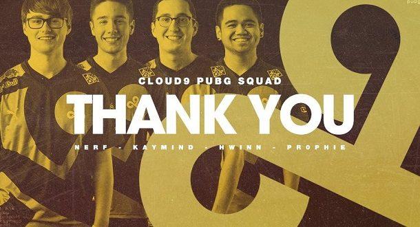 Kurang Prestasi, Tim Esports Ternama Cloud9 Resmi Bubarkan Divisi PUBG
