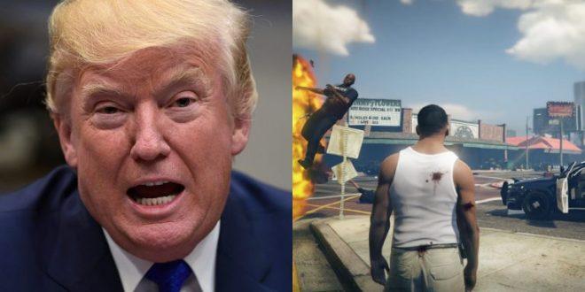 Salahkan Video Game Atas Kasus Penembakan, Pernyataan Politikus Amerika dan Trump Diprotes Banyak Orang